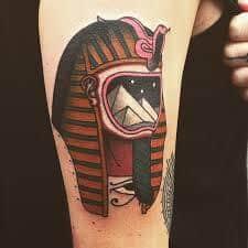 Egyptian Tattoos 45