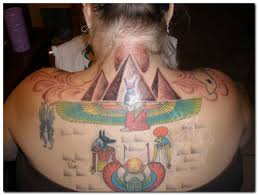 Egyptian Tattoos 46