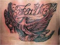 Faith Tattoos 40