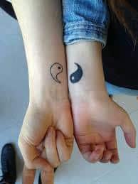 Friendship Tattoos 24