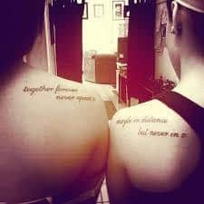 Friendship Tattoos 33