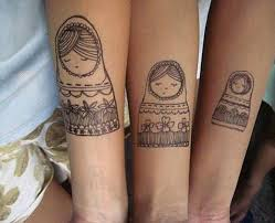 Friendship Tattoos 44