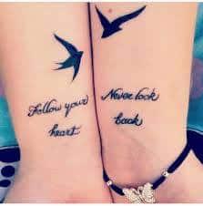 Friendship Tattoos 5