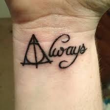 Harry Potter Tattoos 14