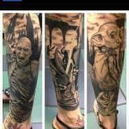 Harry Potter Tattoos 15