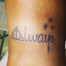Harry Potter Tattoos 18