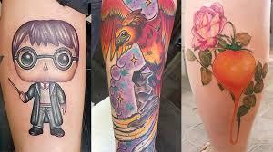Harry Potter Tattoos 25