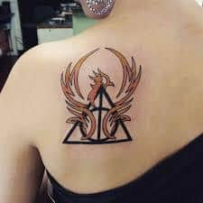Harry Potter Tattoos 26
