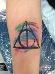 Harry Potter Tattoos 27