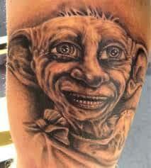 Harry Potter Tattoos 29