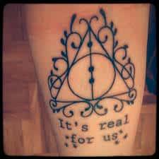 Harry Potter Tattoos 31