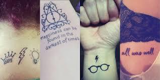 Harry Potter Tattoos 37