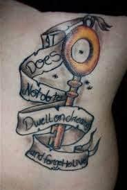 Harry Potter Tattoos 39
