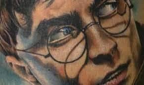 Harry Potter Tattoos 40