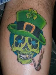 Irish Tattoos 17