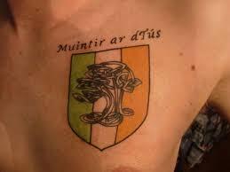 Irish Tattoos 20