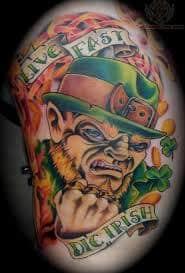 Irish Tattoos 9
