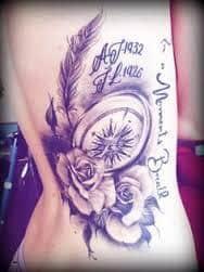 Memorial Tattoos 11