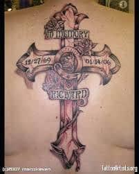 Memorial Tattoos 14
