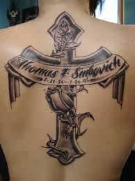 Memorial Tattoos 24