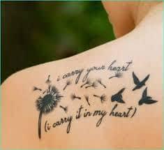 Memorial Tattoos 35