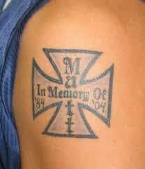 Memorial Tattoos 36