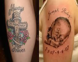 Memorial Tattoos 38