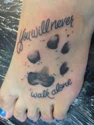 Memorial Tattoos 39