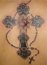 Rosary Tattoos 46