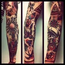 Sailor Jerry Tattoos 48