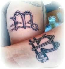 Scorpio Tattoos 13