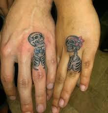 Wedding Ring Tattoos 15