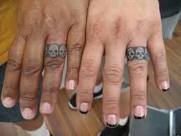 Wedding Ring Tattoos 28