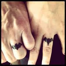 Wedding Ring Tattoos 42