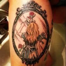 Alice in Wonderland Tattoos 14