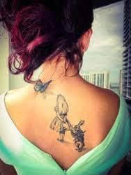 Alice in Wonderland Tattoos 19