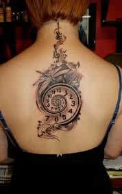 Alice in Wonderland Tattoos 28
