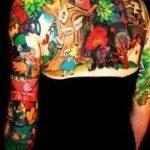 alice-in-wonderland-tattoos-31