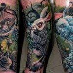 alice-in-wonderland-tattoos-32