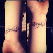 Ambigram Tattoos 16