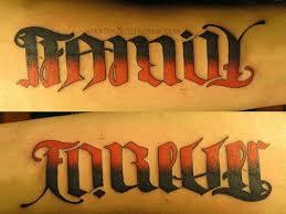 Ambigram Tattoos 21