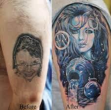 Aquarius Tattoos 19