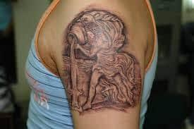 Aquarius Tattoos 24