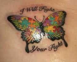 Autism Tattoos 1