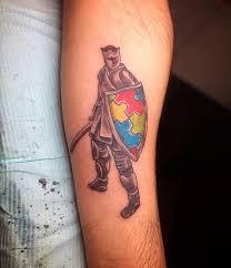 Autism Tattoos 11
