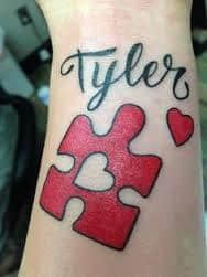 Autism Tattoos 17
