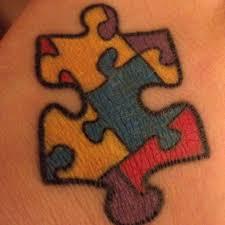Autism Tattoos 25