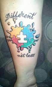 Autism Tattoos 42