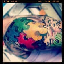 Autism Tattoos 43
