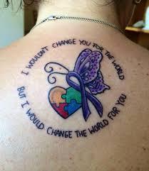 Autism Tattoos 47